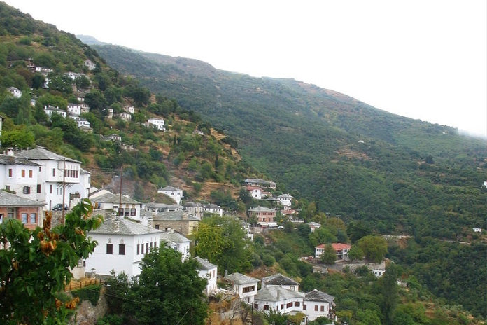 Daily trips to mountain Pelion
