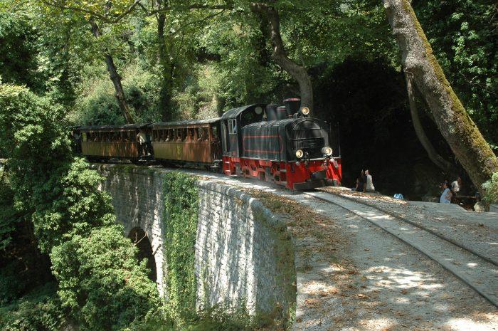 Το Τραίνο του Πηλίου, μία μυθική διαδρομή